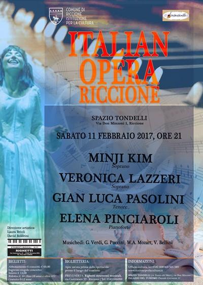 ITALIAN OPERA TOUR- concerto lirico