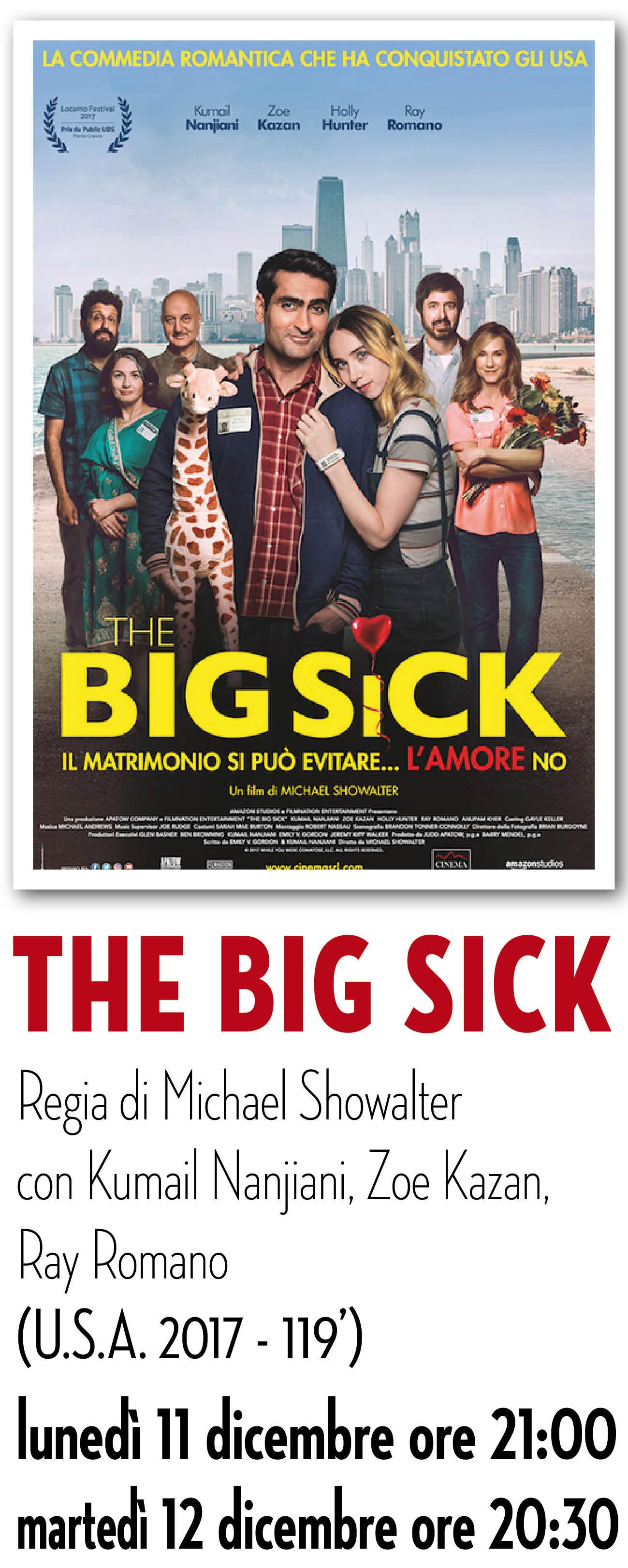 RICCIONE CINEMA D'AUTORE : THE BIG SICK