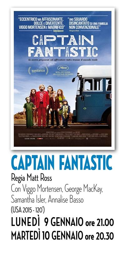 RICCIONE CINEMA AUTORE : CAPTAIN FANTASTIC