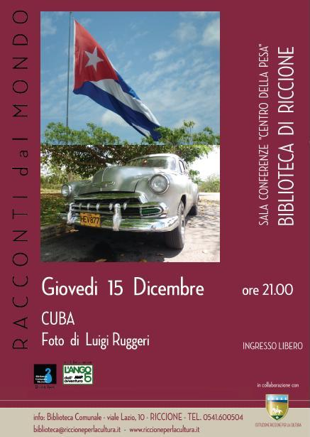 RACCONTI DAL MONDO. CUBA