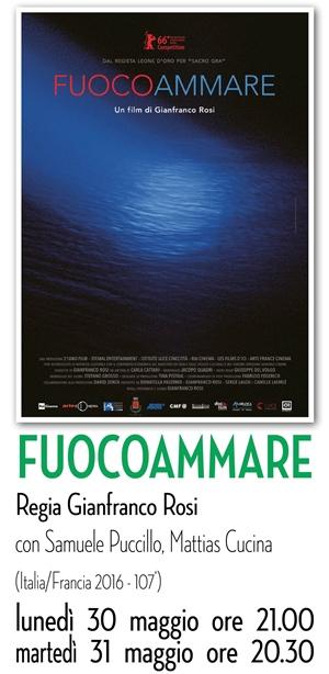 RICCIONE CINEMA AUTORE : FUOCOAMMARE