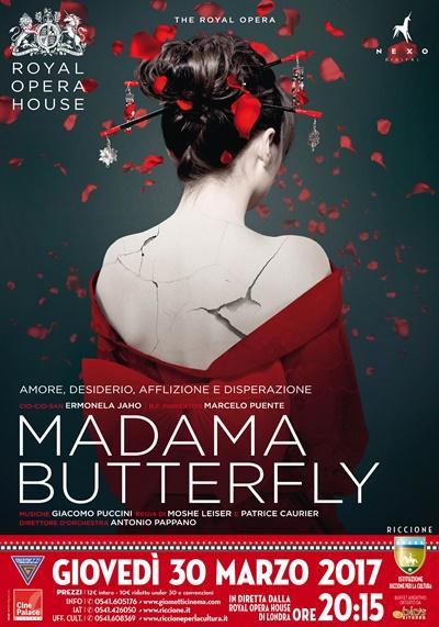 GRANDE MUSICA SU GRANDE SCHERMO: MADAME BUTTERFLY