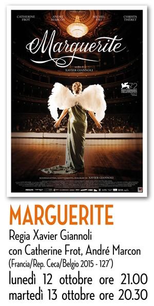 RICCIONE CINEMA D'AUTORE :MARGUERITE