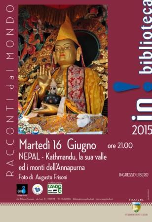 Racconti dal mondo - Nepal - Kathmandu, la sua valle ed i monti dell'Annapurna
