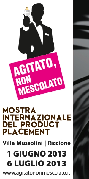 MOSTRA Product Placement: AGITATO NON MESCOLATO