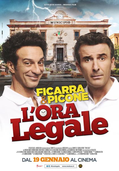 CINEMA IN GIARDINO: L'ORA LEGALE