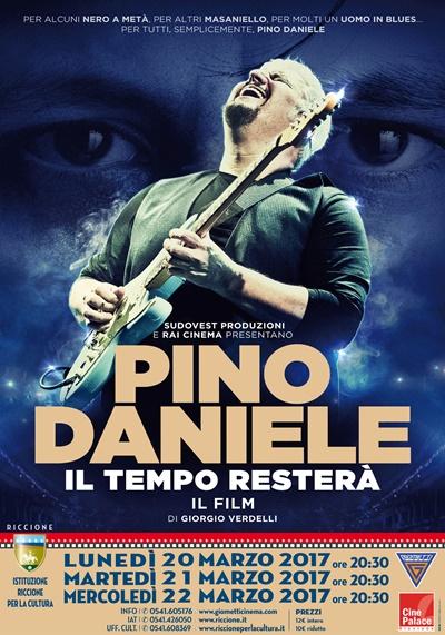 GRANDE MUSICA SU GRANDE SCHERMO: PINO DANIELE