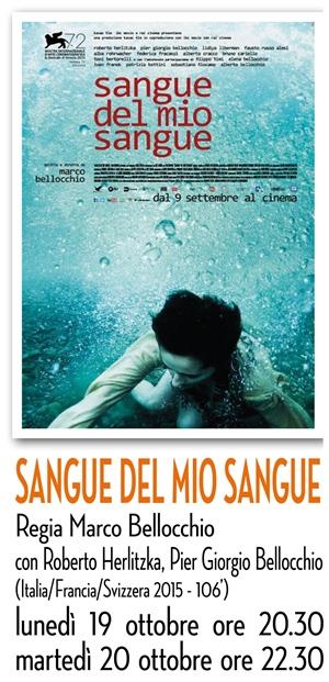 RICCIONE CINEMA D'AUTORE : SANGUE DEL SANGUE