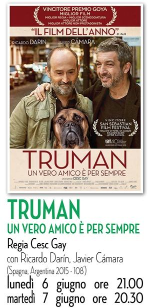 RICCIONE CINEMA AUTORE : TRUMAN
