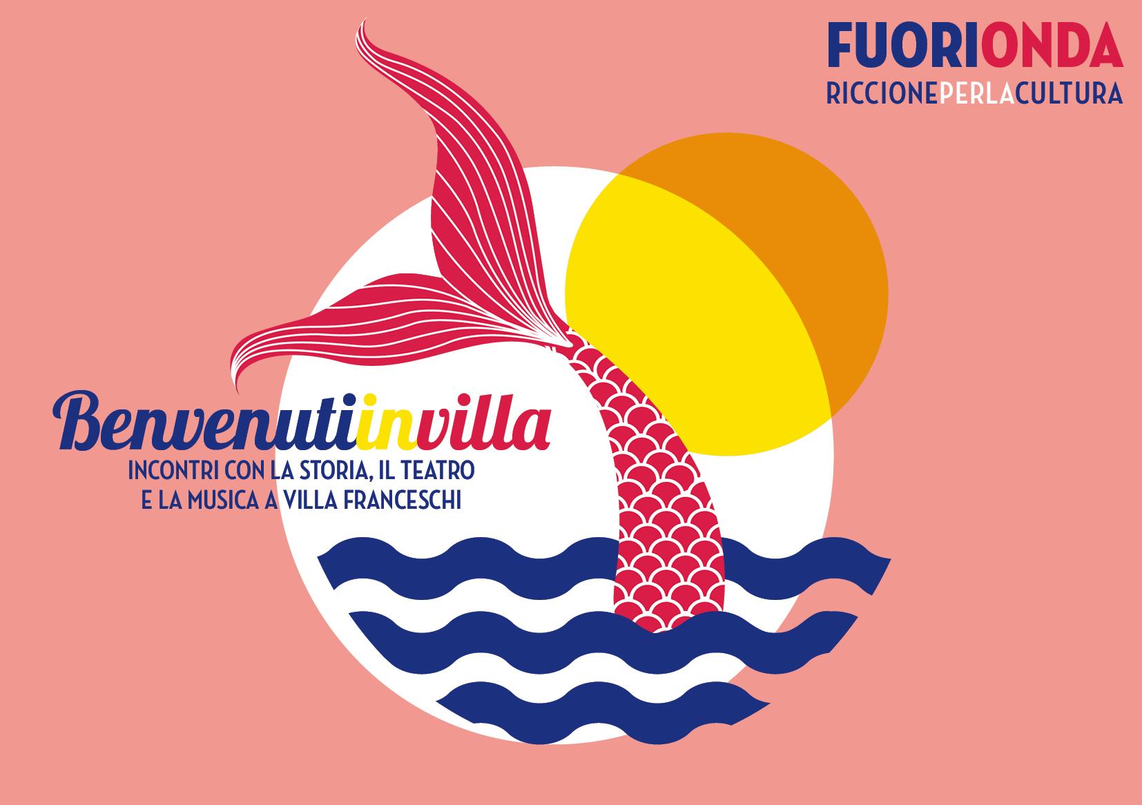 BENVENUTI IN VILLA - Incontri di storia, teatro e musica a Villa Franceschi