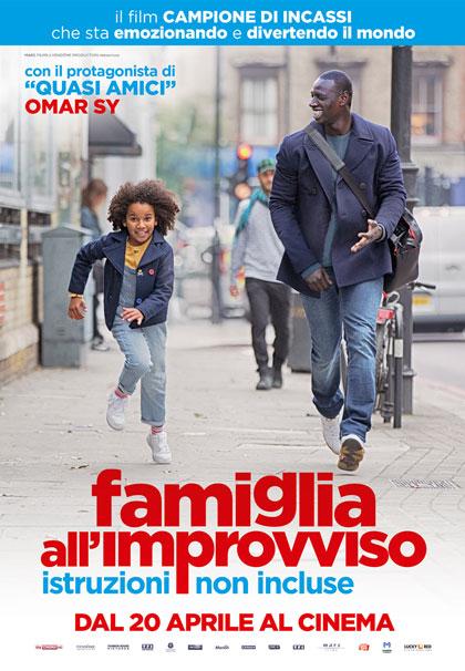 CINEMA IN GIARDINO: FAMIGLIA ALL'IMPROVVISO