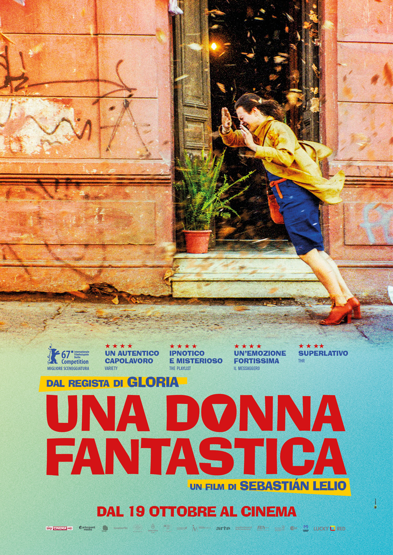 RICCIONE CINEMA D'AUTORE : UNA DONNA FANTASTICA