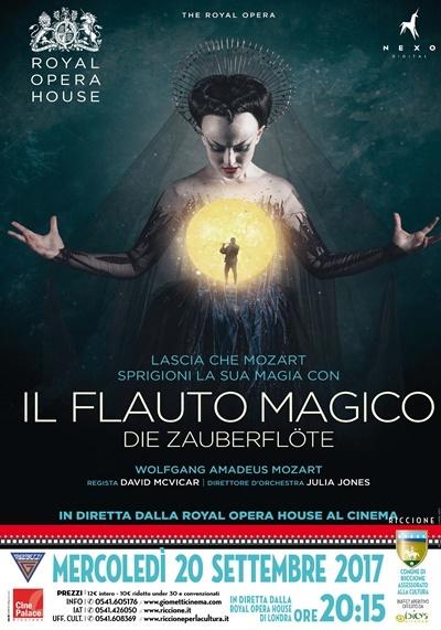 GRANDE MUSICA SU GRANDE SCHERMO: IL FLAUTO MAGICO