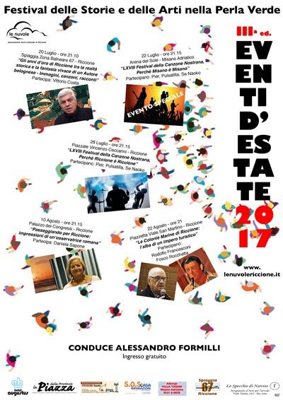 Festival delle Storie e delle Arti nella Perla Verde - 3° edizione