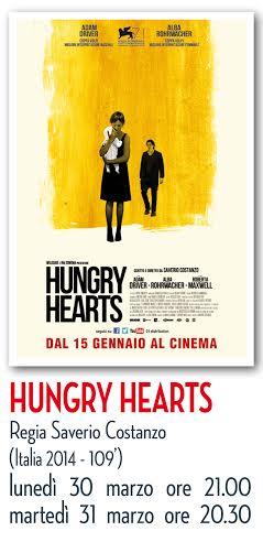 RICCIONE CINEMA D'AUTORE : HUNGRY HEARTS