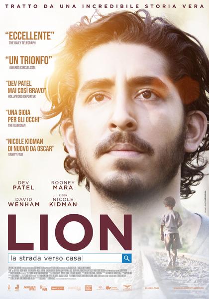 CINEMA IN GIARDINO: LION