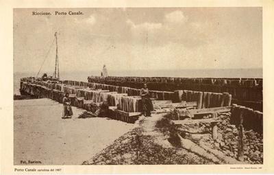 MOSTRA: IL PORTO DI RICCIONE Documenti e immagini a 120 anni dalla sua costruzione