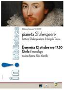 Otello - IN!BIBLIOTECA - Pianeta Shakespeare