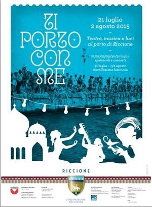 TI PORTO CON ME - teatro, musica e luci al porto di Riccione
