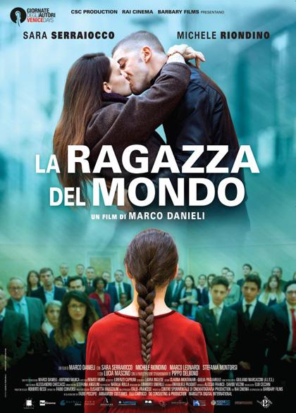 CINEMA IN GIARDINO: LA RAGAZZA DEL MONDO ospite il regista MARCO DANIELI