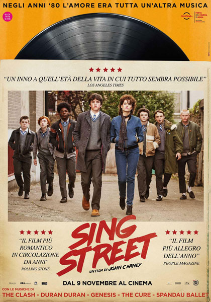 CINEMA IN GIARDINO: SING STREET