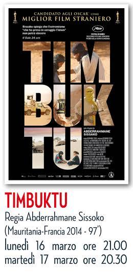 RICCIONE CINEMA D'AUTORE : TIMBUKTU