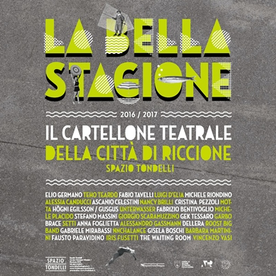 LA BELLA STAGIONE. presentazione degli appuntamenti teatrali